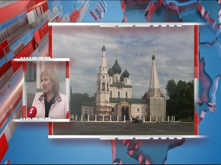 Реставрация исторического центра Ярославля практически завершена
