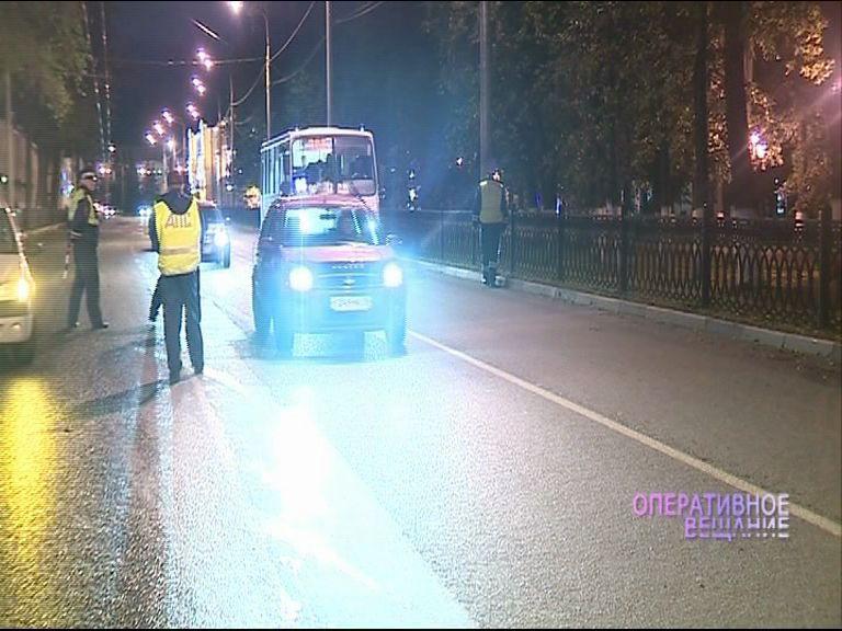 В Ярославле инспекторы задержали 56 водителей-нарушителей