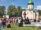 При благоустройстве Летнего сада в Переславле культурный слой не затронут