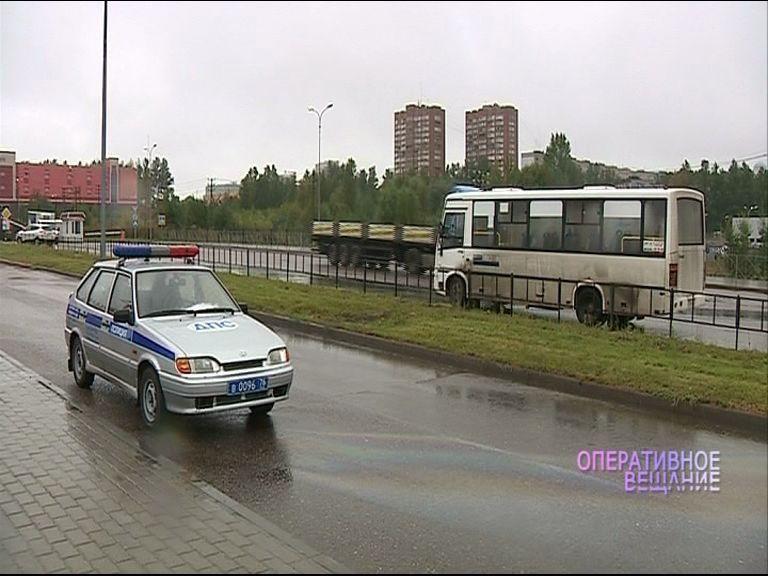 В Ярославле сотрудники госавтоинспекции проверили водителей маршруток
