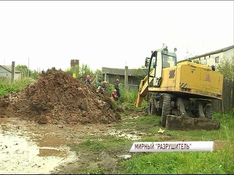 В Ярославской области состоялось испытание «разрушителя»