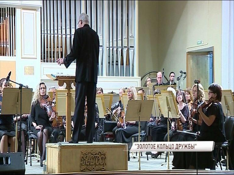В филармонии состоялся авторский концерт всемирно известного композитора
