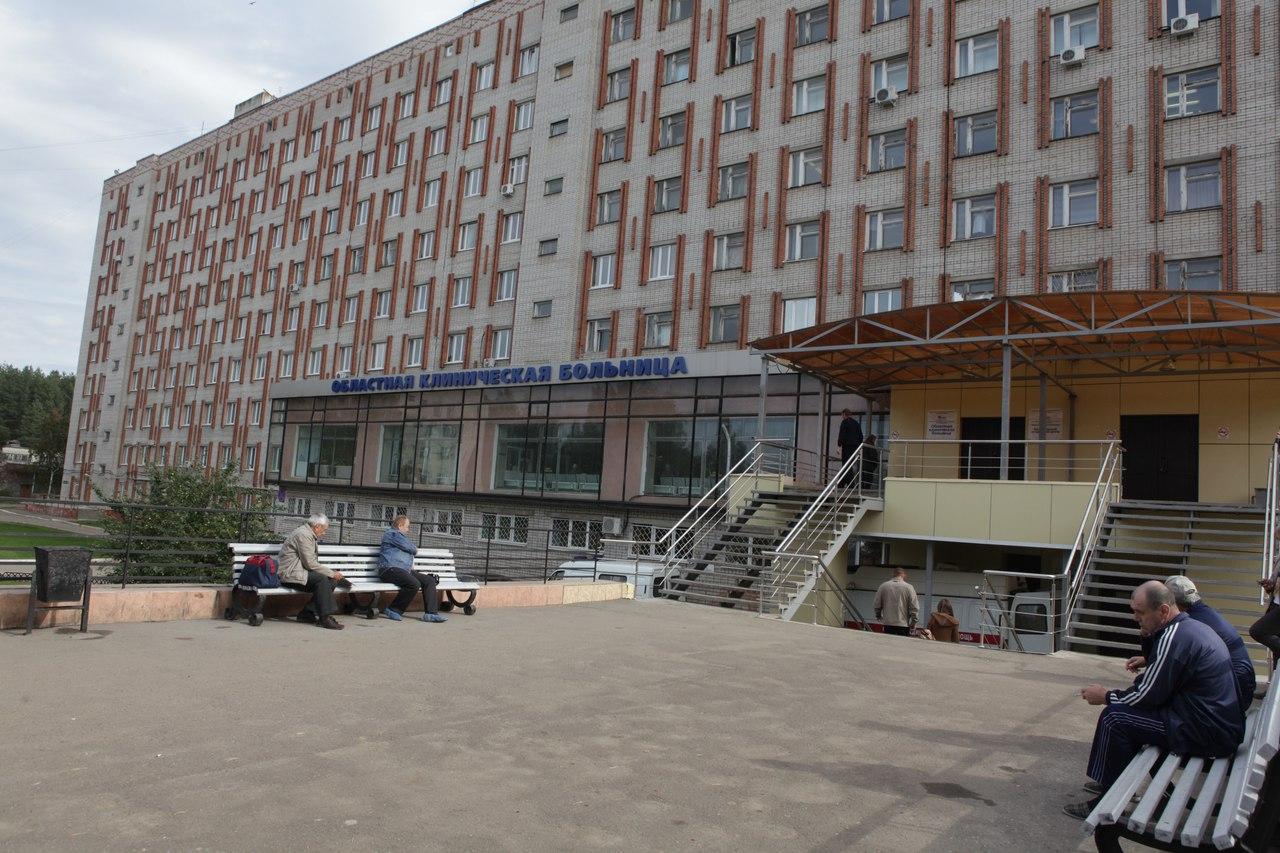 Дмитрий Миронов: «Ремонт нефрологического отделения областной больницы завершится через месяц-полтора»
