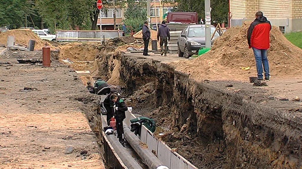 Проблему с подачей отопления в Красноперекопском районе обещают решить в течение нескольких дней