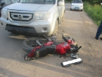 В Переславле молодой парень не справился с управлением мотоцикла и погиб