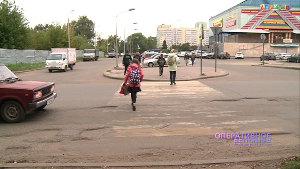 В Ярославле наблюдается рост аварий с участием детей