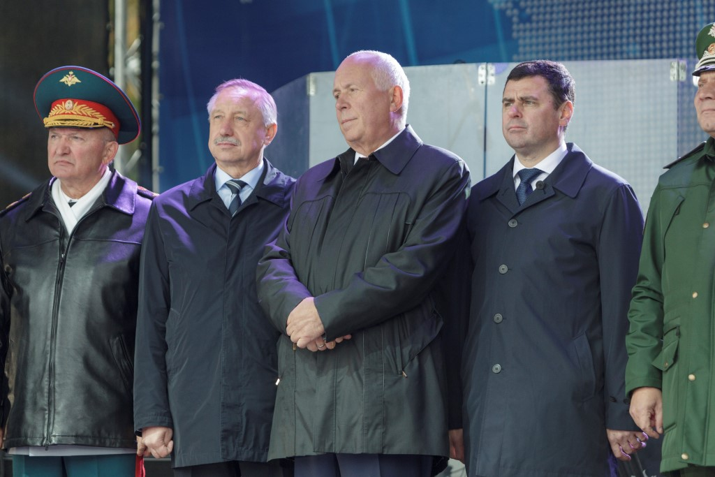 Дмитрий Миронов принял участие в мероприятиях, посвященных 90-летию Тульского конструкторского бюро приборостроения