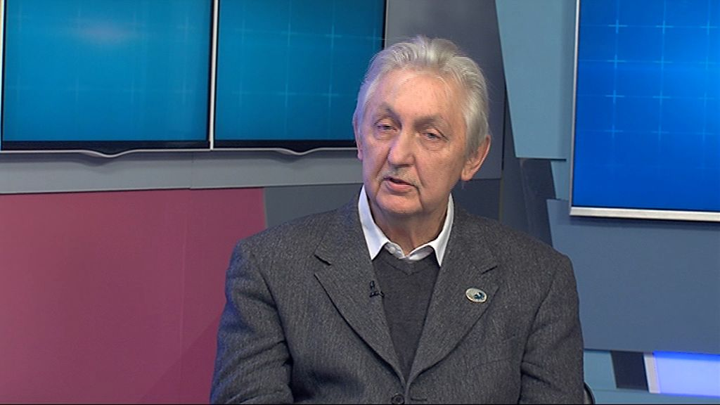 Программа от 27.09.2017: Вячеслав Сафронов