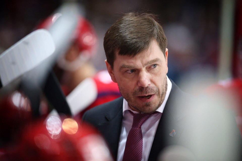 «Локомотив» отправил Алексея Кудашова в отставку