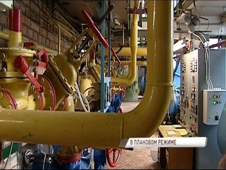 Более 60 процентов домов области получили отопление