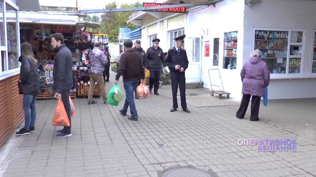 Сотрудники полиции провели операцию «Нелегал»