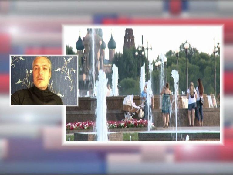 Знаменитый российский ультрамарафонец пробежит 777 километров по городам «Золотого кольца»