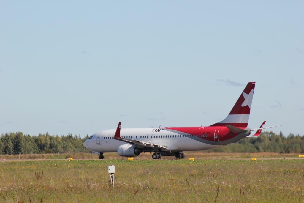 За летний период пассажиропоток в аэропорту Туношна увеличился вдвое по сравнению с прошлым годом