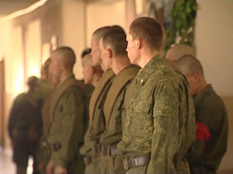 В осенний призыв трое ярославцев избежали службы в армии