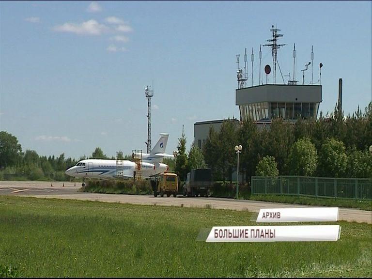 По сравнению с прошлым годом пассажиропоток в аэропорту Туношна увеличился вдвое
