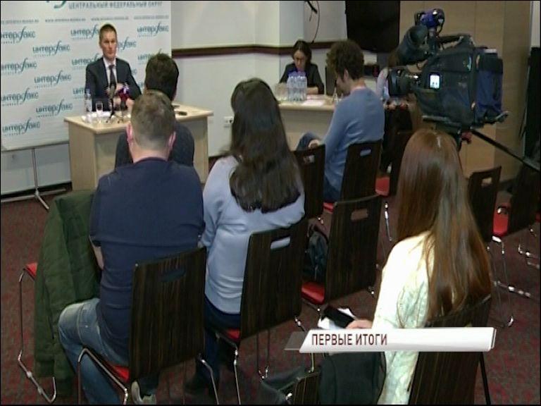 Обсудили итоги первого года работы в законодательном собрании с Александром Грибовым