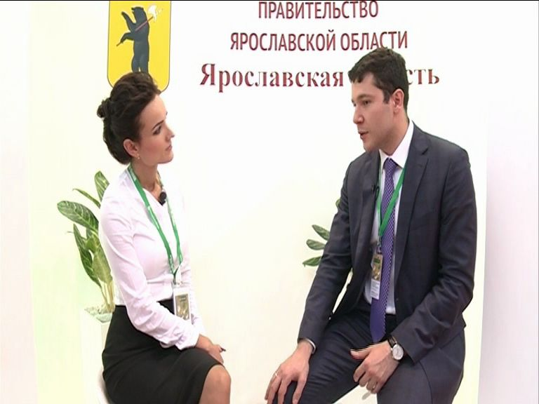 Губернатор Калининградской области Антон Алиханов: «Обсудили вопросы сотрудничества с Ярославской регионом»