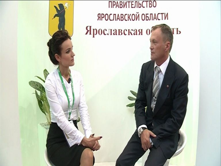 Гай Юрченко: «Ярославская область - регион с далеко идущими планами»