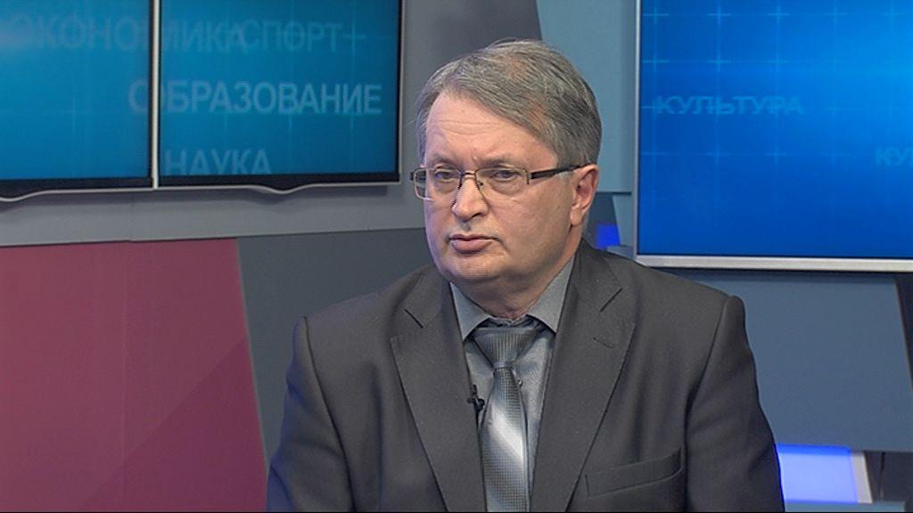 Программа от 04.10.17: Сергей Головчанов