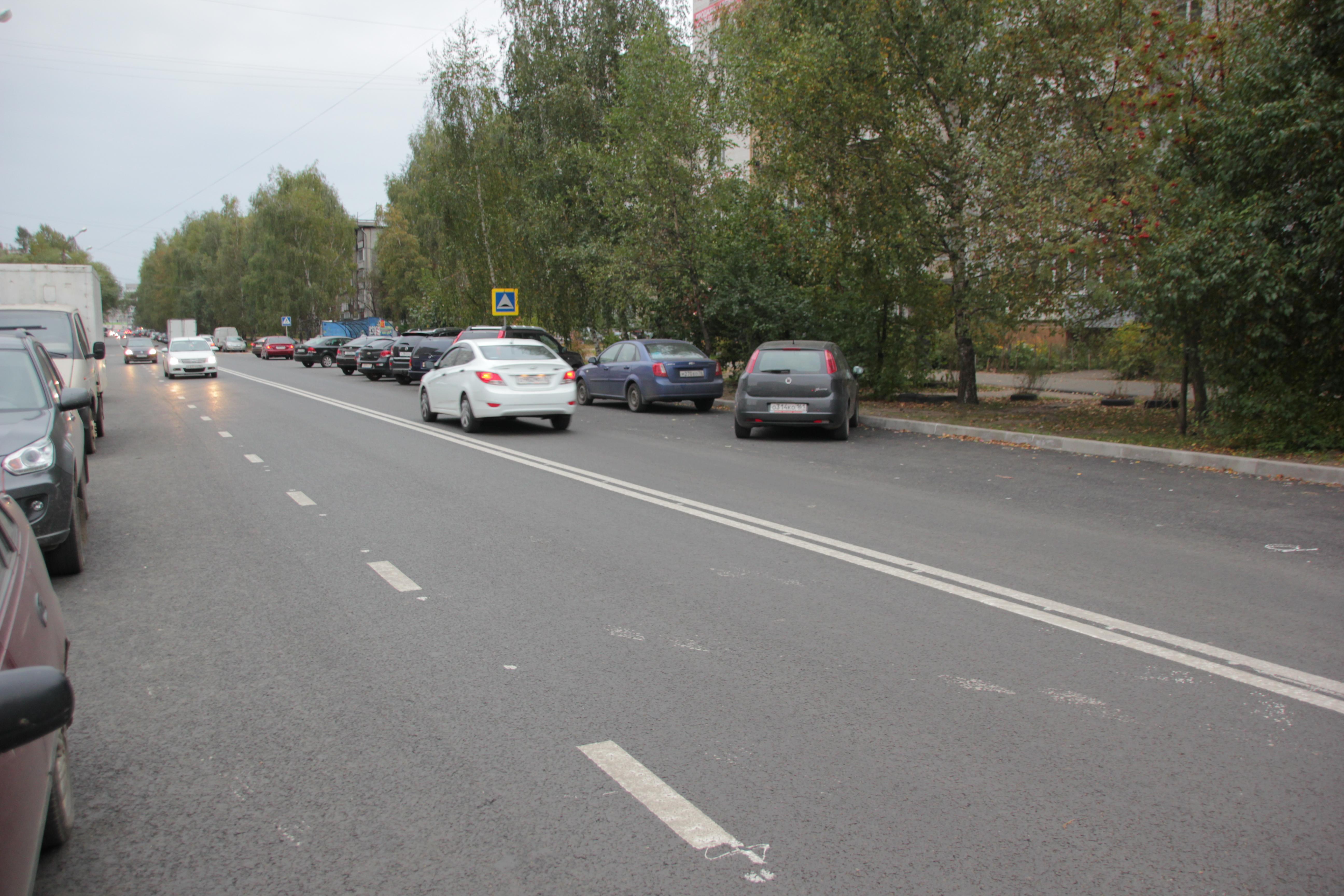 На улице Серго Орджоникидзе вводится ограничение остановки и стоянки автомобилей
