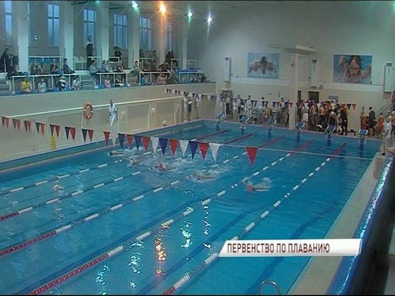Новая команда по плаванию отправится на первенство ЦФО