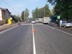 На Тутаевском шоссе под колеса иномарки попала 28-летняя девушка