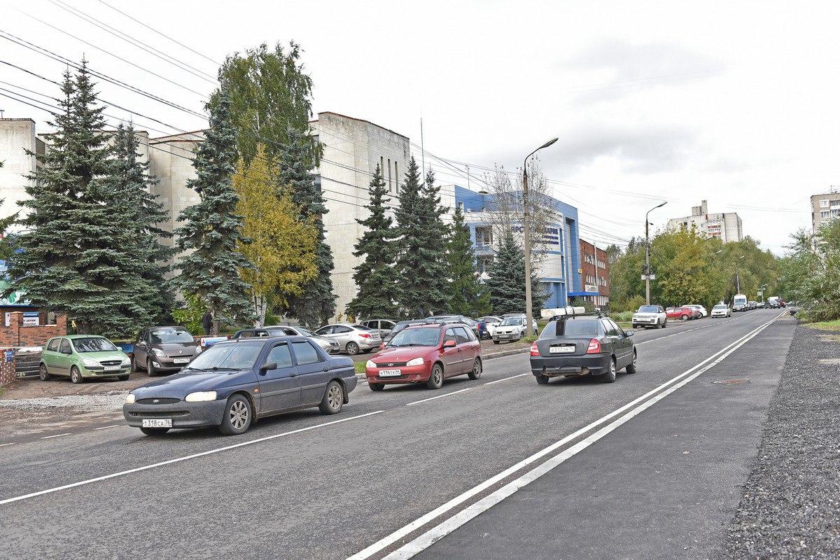 В Ярославле проверили качество дорог, отремонтированных по федеральной программе