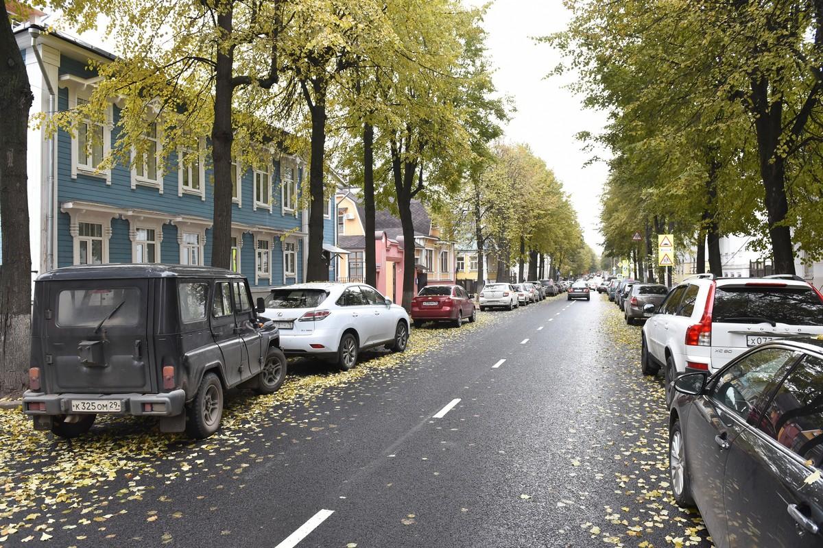Ремонтные работы улиц Наумова и Терешковой перешли в завершающий этап