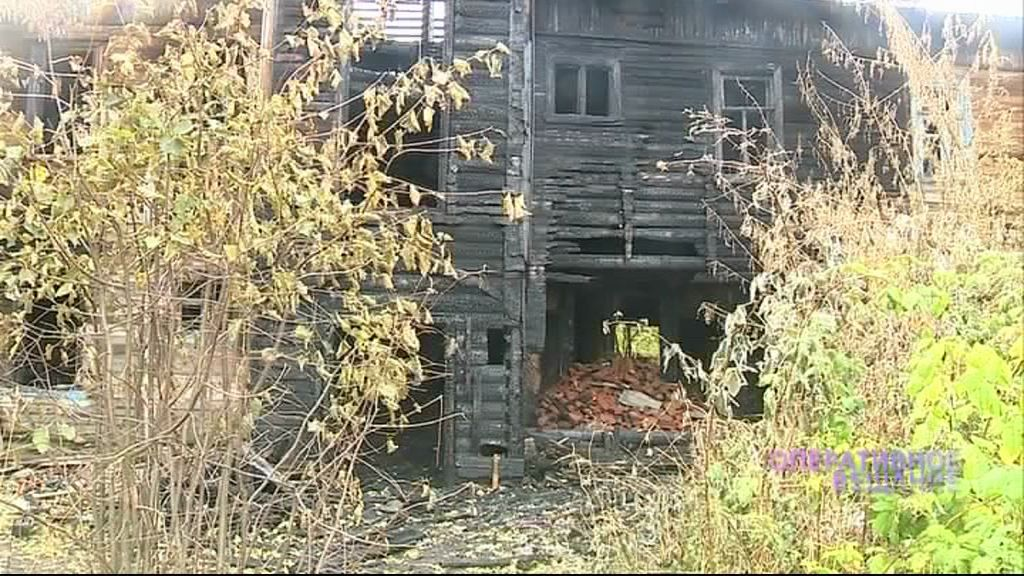 В поселке Текстилей в Ярославле продолжают гореть дома