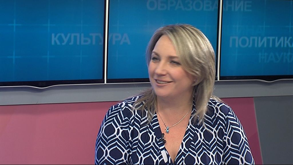 Программа от 9.10.17: Екатерина Троицкая