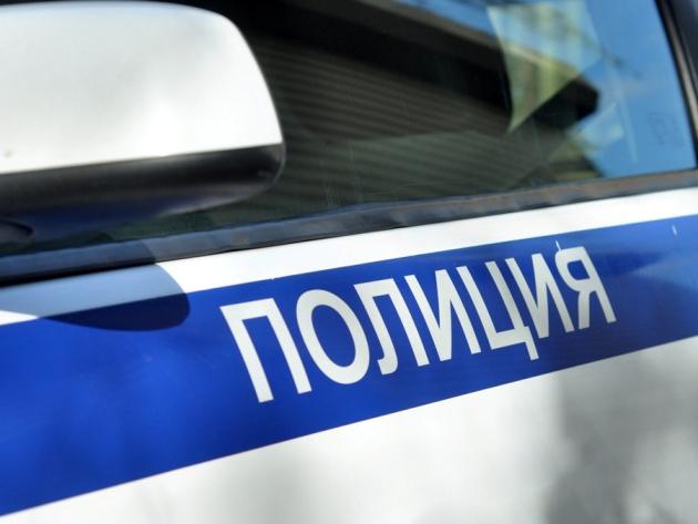 Сотрудники ГИБДД остановили автомобиль, который находился в угоне