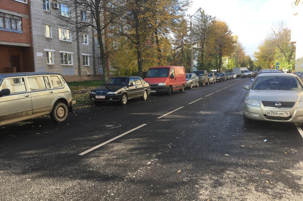 Масштабный ремонт на улицах Некрасова, Свердлова и Труфанова завершился