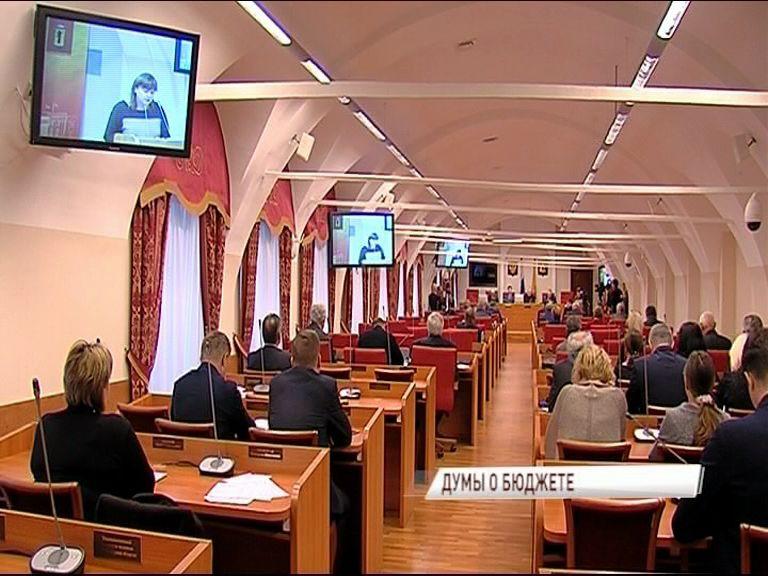 Дмитрий Миронов поставил задачу сформировать бездифицитный бюджет на 2018 год