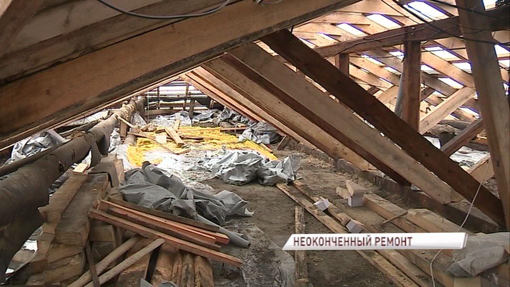 Жители дома по проспекту Ленина ищут новые методы выживания в собственных квартирах