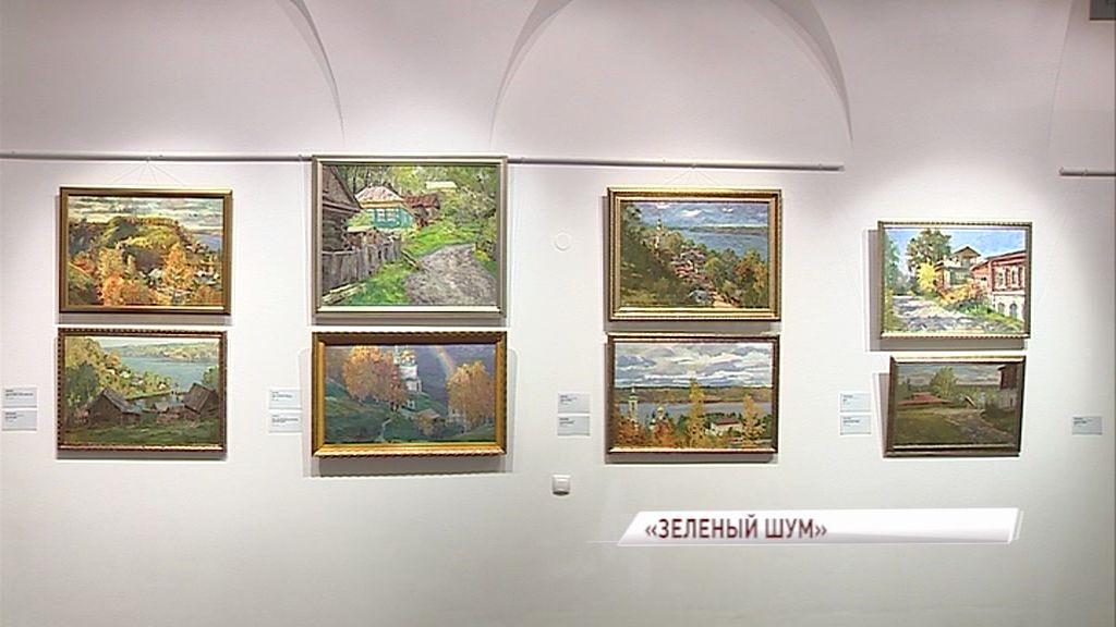 Пейзажи Плеса художников из России, Италии, Франции, Германии покажут в ярославском художественном музее