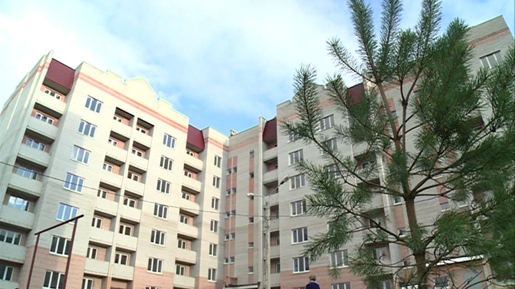 Строительство жилого дома в Дзержинском районе завершено: обманутые дольщики получат свои квартиры