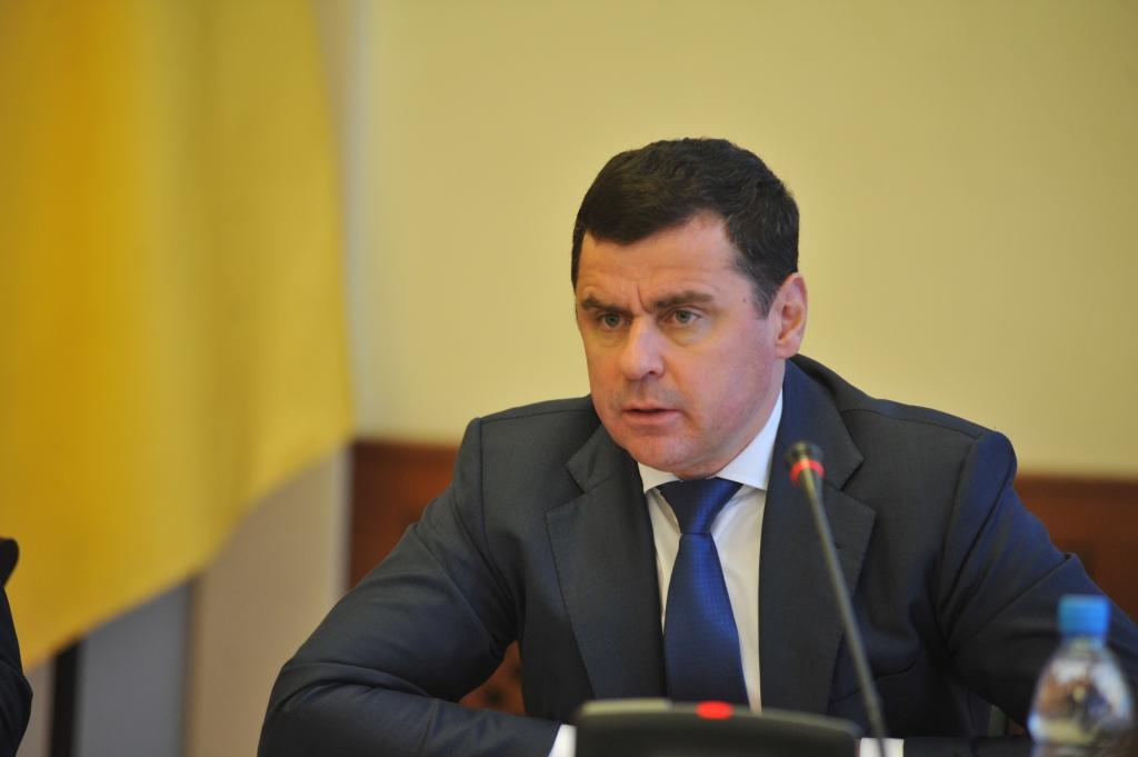 В народном рейтинге губернаторов Дмитрий Миронов занял третье место