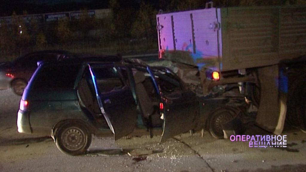 ДТП на Промышленном шоссе: в разбитой машине нашли пистолет