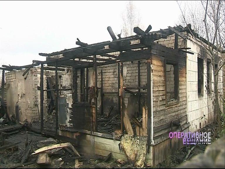Страшный пожар на улице Бакуниха унес жизнь человека