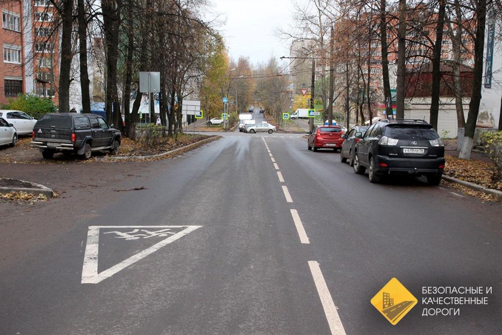 Подрядчик обязан устранить замечания к выполнению работ на улицах Менделеева и Суздальской