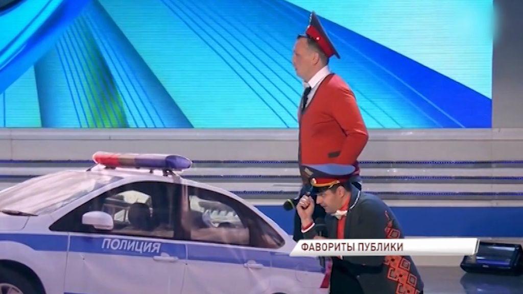 Команда КВН «Радио свобода» заняла первое место в одной из игр полуфинала