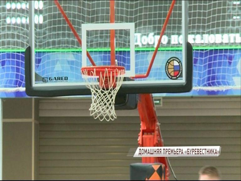 В Ярославле стартовал сезон большого баскетбола: «Буревестник» провел свой первый домашний матч в чемпионате «Суперлиги-2»