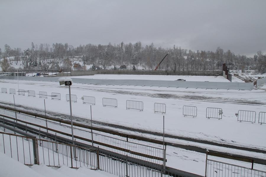 В Рыбинском районе построят биатлонное стрельбище