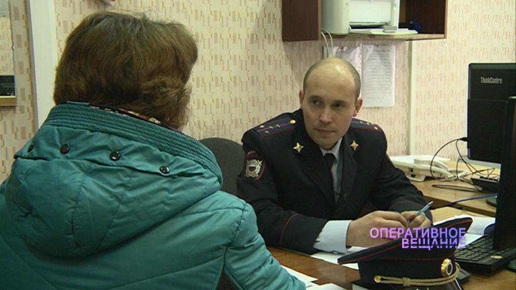 Полицейский из Борисоглебского поборется за звание лучшего участкового
