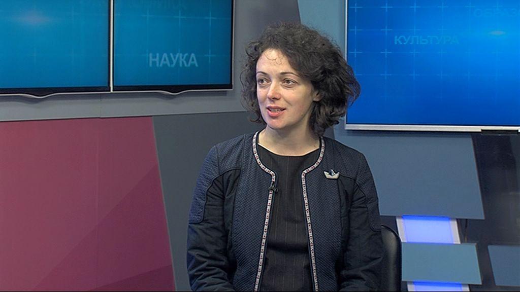 Программа от 25.10.17: Юлия Кривцова