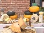 В Ярославле сожгли почти 30 кг санкционного сыра с плесенью