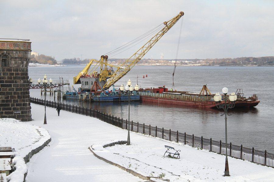 Причал в Рыбинске построят к следующему туристическому сезону