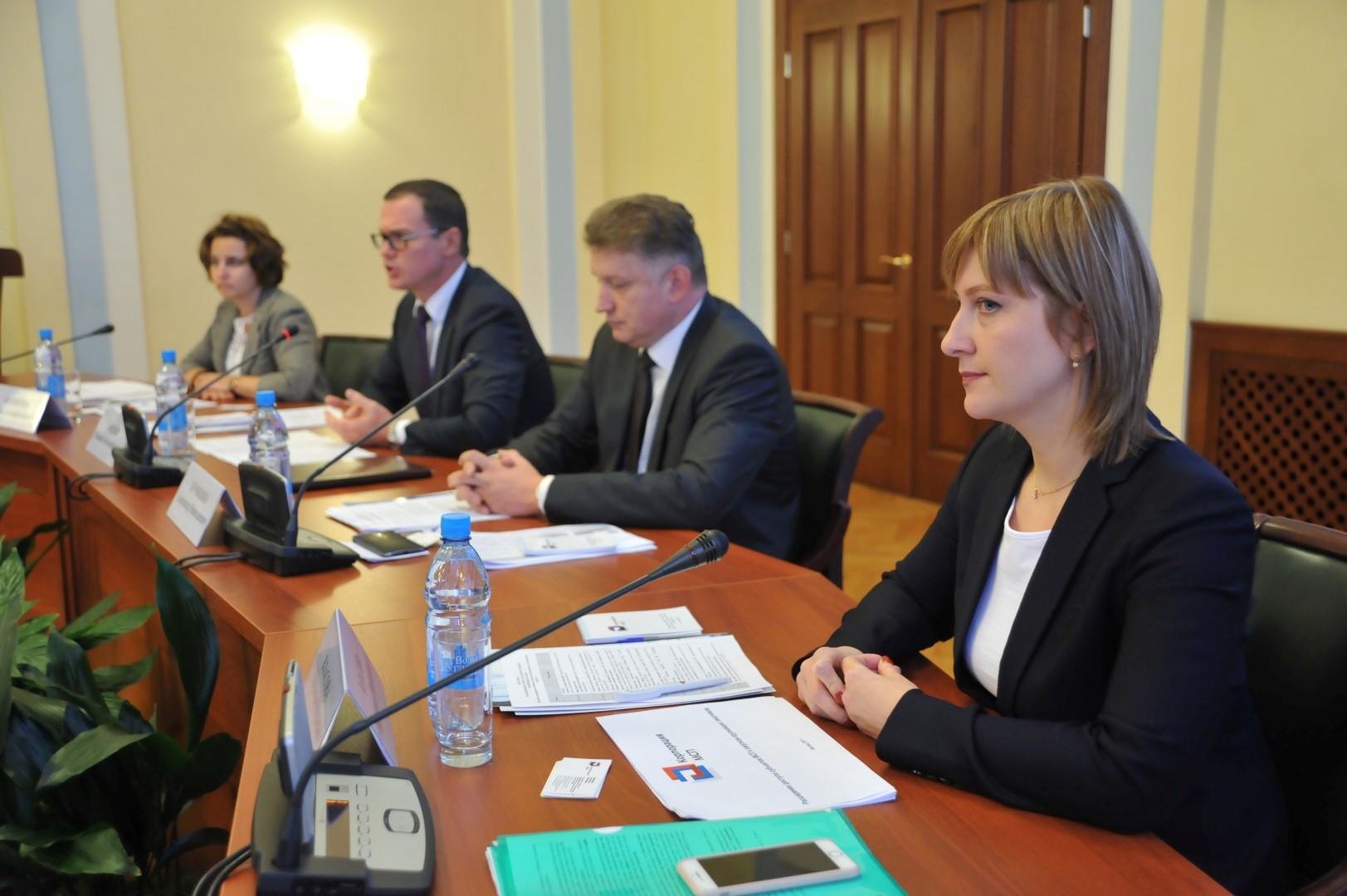 В правительстве региона обсудили создание благоприятных условий для бизнеса