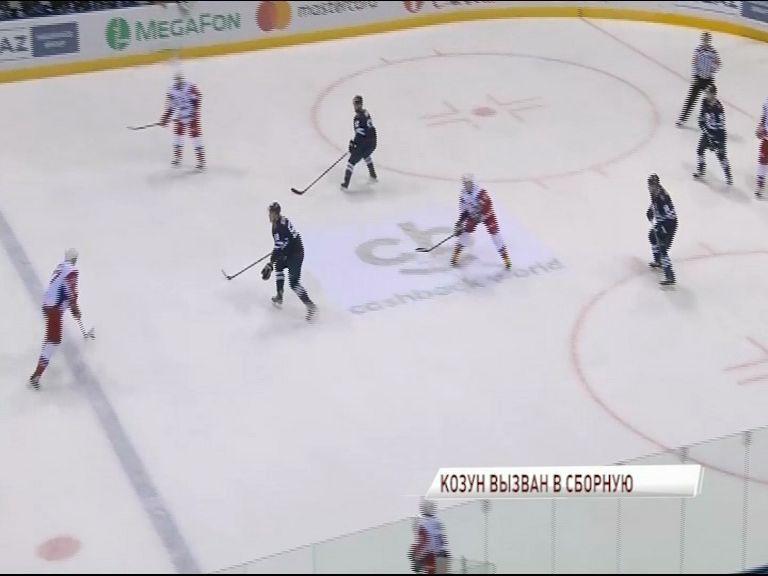 Нападающий ярославского «Локомотива» вызван в сборную Канады для участия в Кубке Карьяла