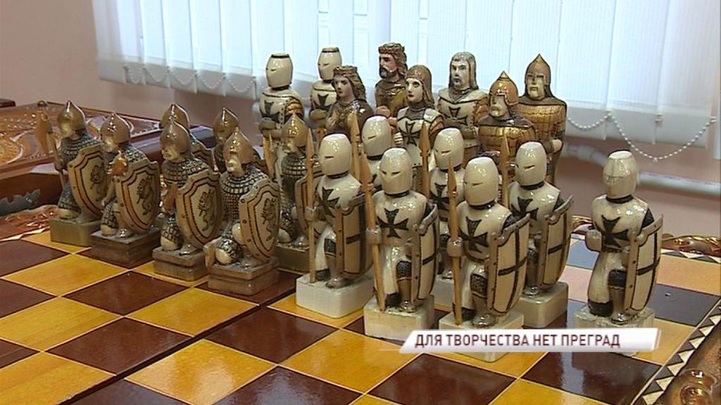 Ярославские заключенные за время «отсидки» раскрывают свои таланты в искусстве
